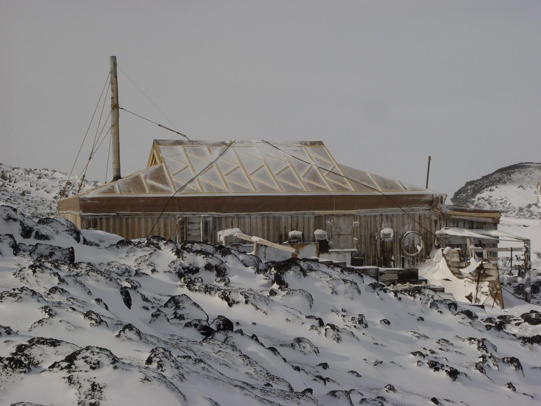 Shackleton's Hut Cape Royds