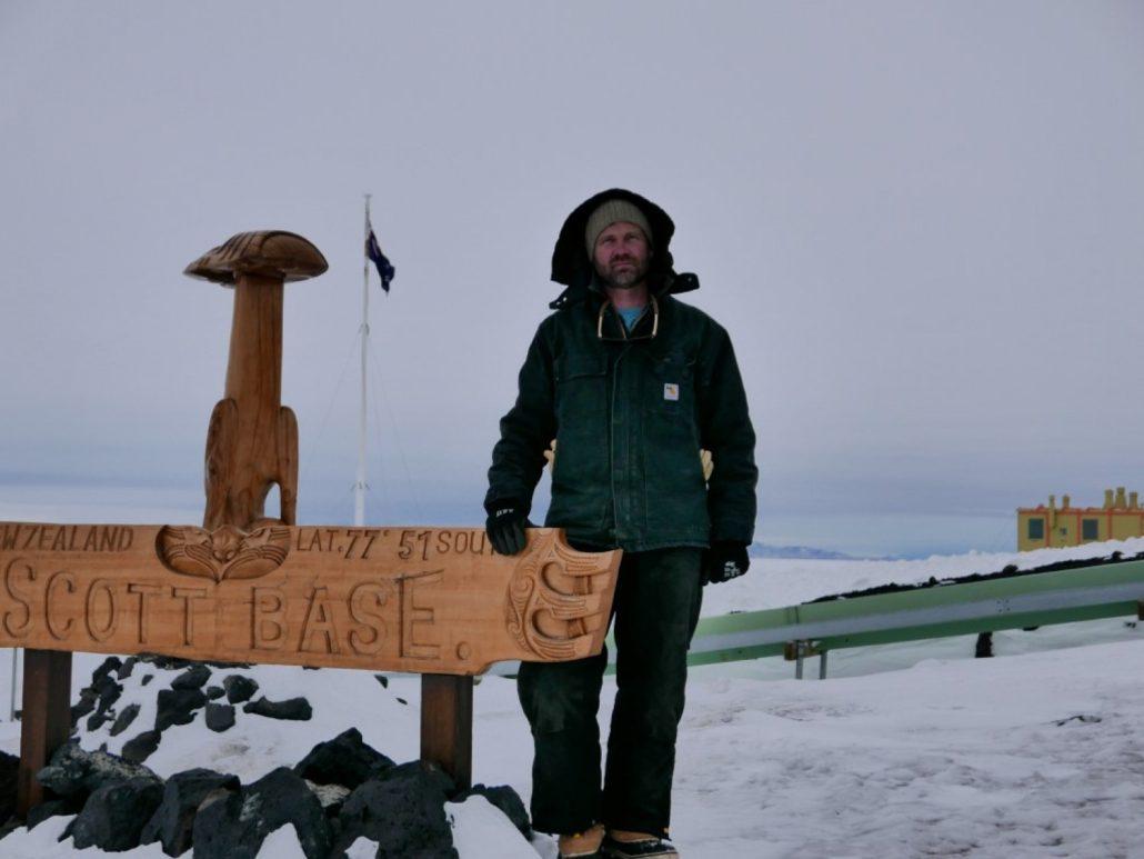 Antarctic Heritage Trust - Scott Base